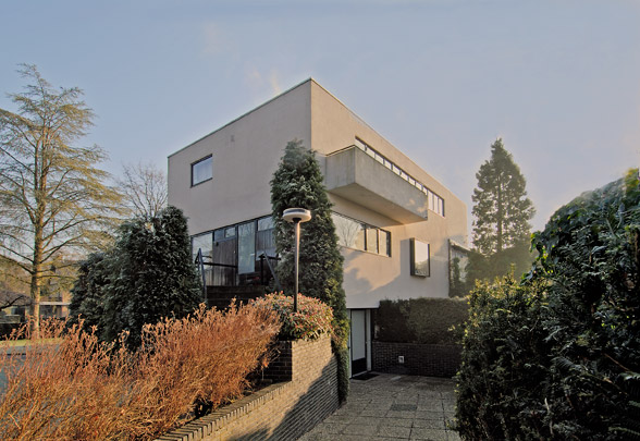 Woonhuis Klaassen (Velp) / Private House Klaassen (Velp) ( H.Th. Wijdeveld )