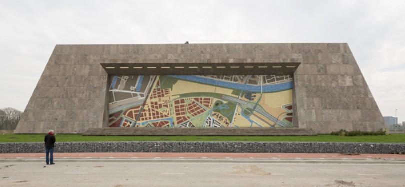 Dienstgebouw Landtunnel A2 / Dienstgebouw Landtunnel A2 ( Quist Wintermans )