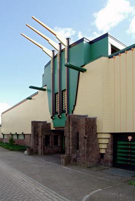 Dudok in Hilversum / Dudok in Hilversum ( W.M. Dudok )