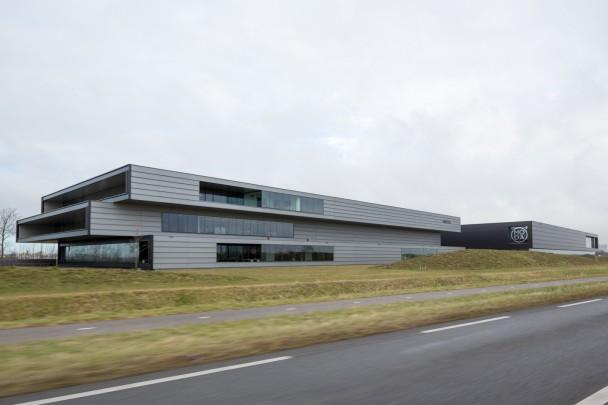 Hoofdkantoor Omoda / Headquarters Omoda ( E. van den Bos )