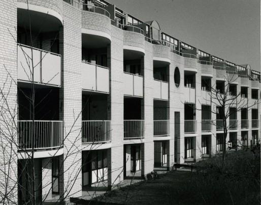 Woningbouw Vuurdoornpark / Housing Vuurdoornpark ( C.J.M. Weeber )