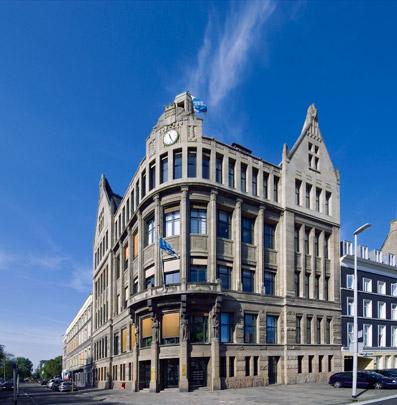 Kantoorgebouw SHV Rotterdam (Westerkadehuis) / Office Building SHV Rotterdam (Westerkadehuis) ( J.P. Stok Wzn., G. Diehl )