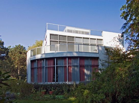 Woonhuizen Mees, Hillebrandt, Wyburg / Private Houses Mees, Hillebrandt, Wyburg ( G.Th. Rietveld )