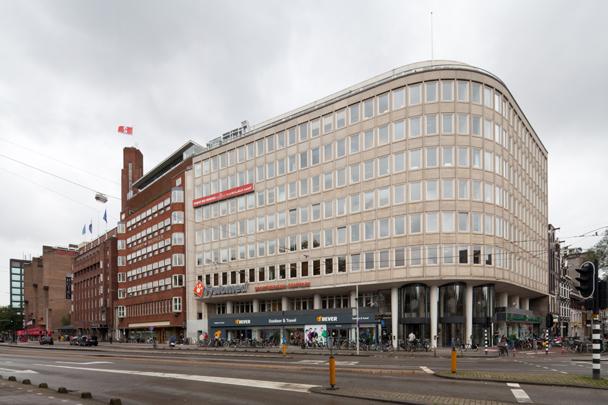 Kantoorgebouw Aurora / Office Building Aurora ( P. Zanstra )