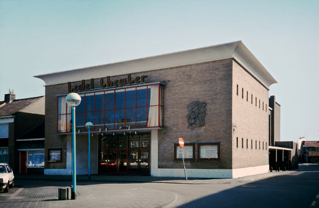 Wederopbouw Oostburg / Post-war Reconstruction Oostburg ( F.H. Klokke )