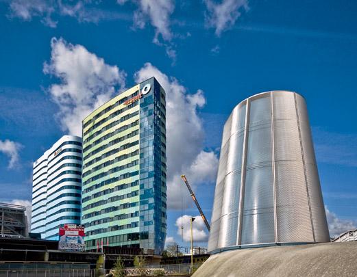 Stationsgebied Arnhem / Station Area Arnhem ( UN Studio )