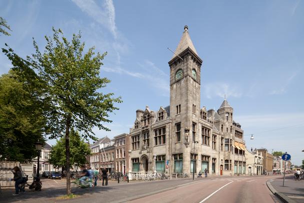 Kantoorgebouw Levensverzekeringsmaatschappij Piëtas / Office Building Levensverzekeringsmaatschappij Piëtas ( J.A. van Straaten jr. )