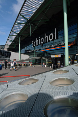 Terminal-West Schiphol / Terminal-West Schiphol ( Benthem Crouwel, NACO ) 