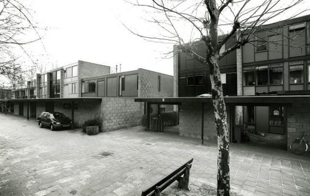 Woningbouw Kattenbosch / Housing Kattenbosch ( F.W.J. van Dillen, M.A.C.N.M. Ogier )