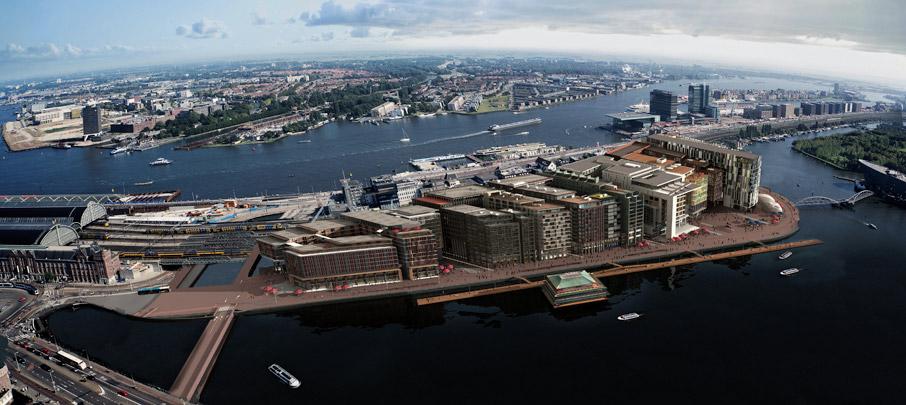 Oosterdokseiland / Oosterdokseiland ( EEA i.s.m. diverse architecten )