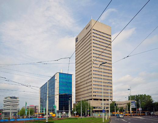 Kantoorgebouw Shell Rotterdam / Office Building Shell Rotterdam ( C.A. Abspoel )