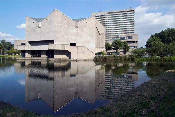 Erasmusuniversiteit / Erasmus University ( Elffers Van der Heyden Hoogeveen )