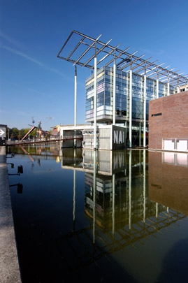 Nederlands Architectuurinstituut / Netherlands Architecture Institute ( J.M.J. Coenen )