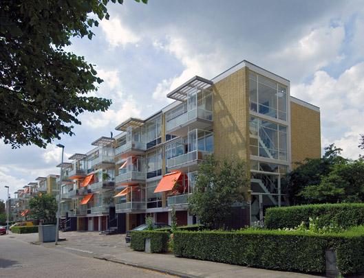 Woningbouw Louise de Colignylaan / Housing Louise de Colignylaan ( C. Slob )