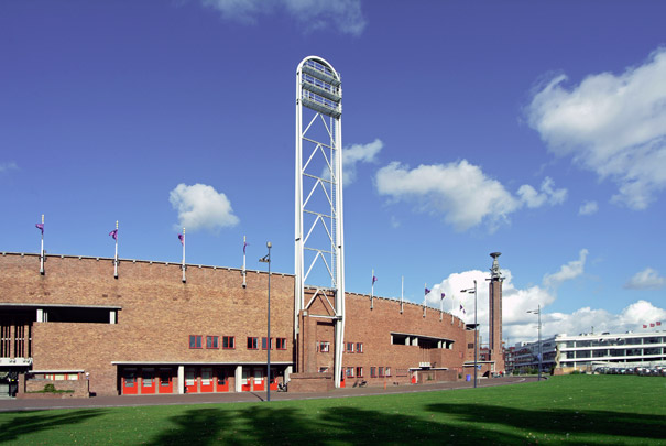 Olympisch Stadion / Olympic Stadium ( J. Wils, C. van Eesteren, G. Jonkheid )