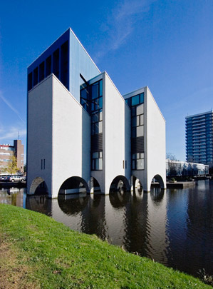Raadhuis Krimpen aan den IJssel / Town Hall Krimpen aan den IJssel ( G. Drexhage (DSBV) )