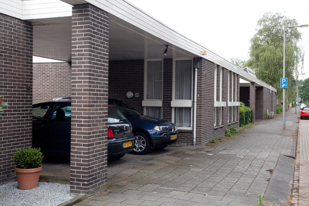 Patiowoningen Buitenveldert / Patio Houses Buitenveldert ( Diverse architecten )