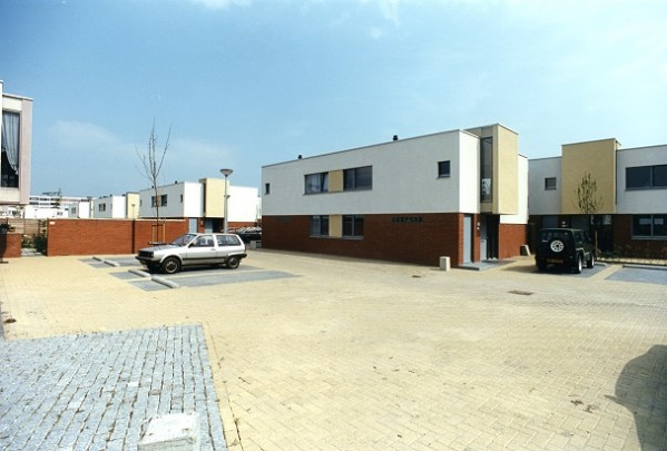 Woningbouw Park Haagseweg / Housing Park Haagseweg ( Mecanoo )