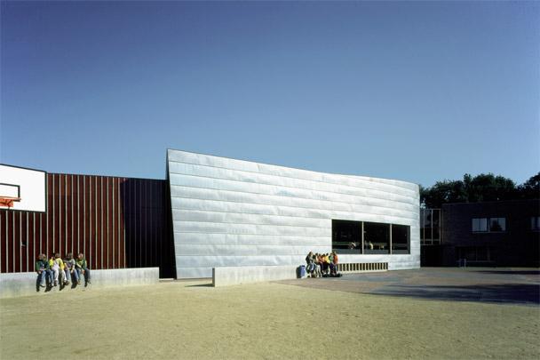 Isalacollege / Isala College ( Mecanoo )