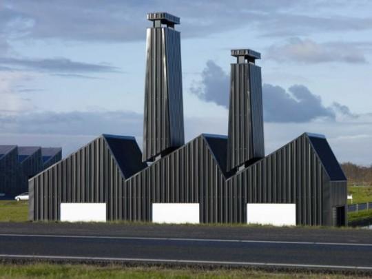 Het Fabriekje Drachten / Little Factory Drachten ( F. Hofman )
