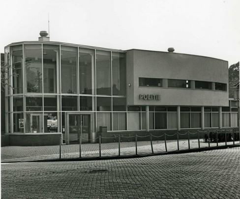 Politiebureau Medemblik / Police Station Medemblik ( Tj. Dijkstra )