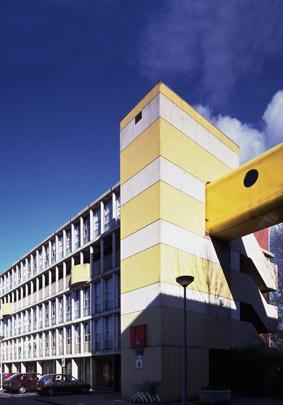 Woningbouw Buikslotermeer / Housing Buikslotermeer ( F.J. van Gool )