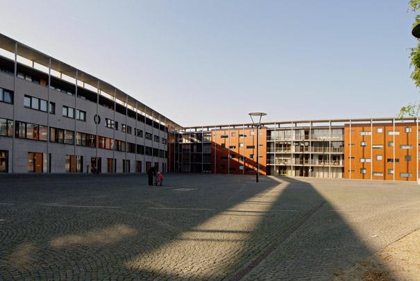 Woningbouw Herdenkingsplein / Housing Herdenkingsplein ( Mecanoo; Boosten Rats Architecten )