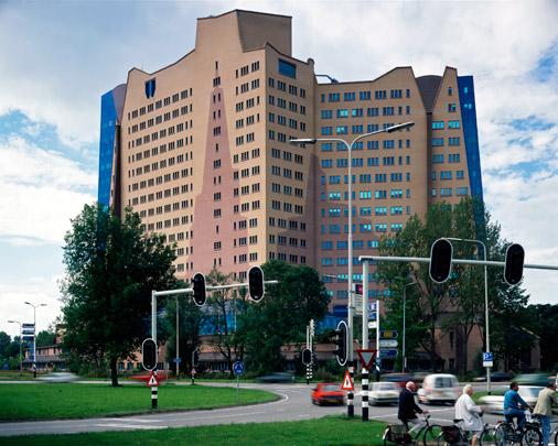Hoofdkantoor Gasunie / Headquarters Gasunie ( Alberts & Van Huut )