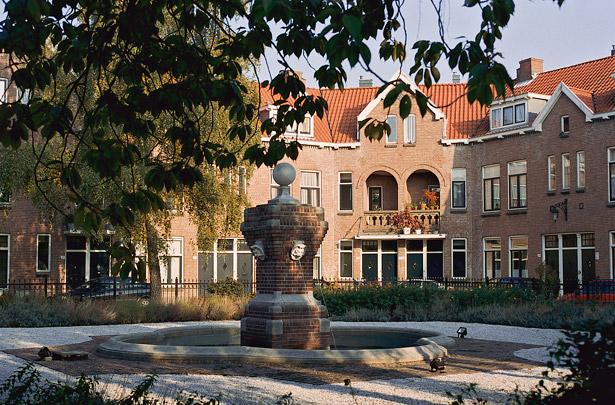 Patrimonium's Hof / Patrimonium's Hof ( A.K. Kruithof )