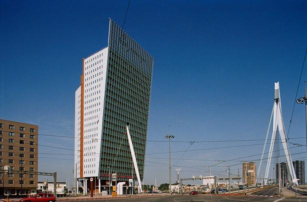 Kantoorgebouw KPN Rotterdam (Belvédère) / Office Building KPN Rotterdam (Belvédère) ( R. Piano )