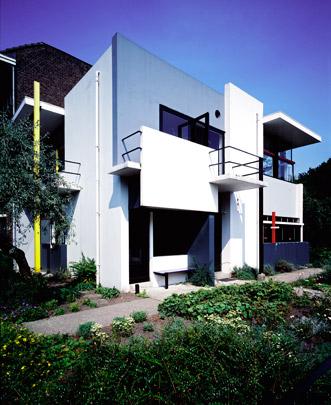 Rietveld-Schröderhuis / Rietveld Schröder House ( G.Th. Rietveld )