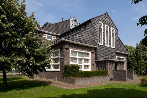 Kliniek voor kleine huisdieren Utrecht / Clinic for Small Pets Utrecht ( J. Crouwel jr. )