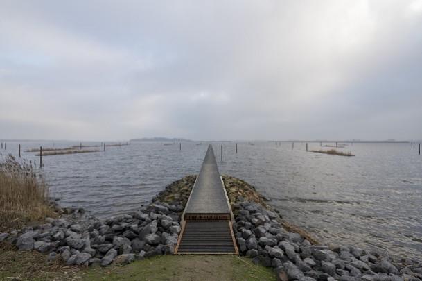 Pier + Horizon / Pier + Horizon ( P. de Kort )