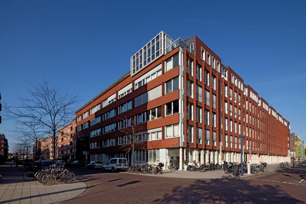 Woningbouw Olympisch Kwartier / Housing Olympisch Kwartier ( Lafour en Wijk, H. Ebberink i.s.m. diverse architecten )