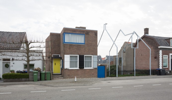 Woonhuis Van Zessen / Private House Van Zessen ( C. van Eesteren )