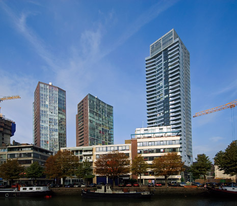 Waterstadtorens / Waterstadtorens ( HM Architecten )