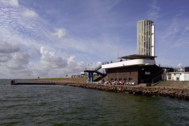 Monument Afsluitdijk / Monument ( W.M. Dudok )