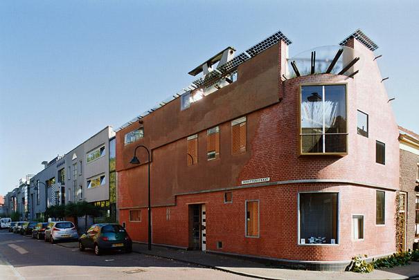 Woningbouw Schutterstraat / Housing Schutterstraat ( Diverse architecten )