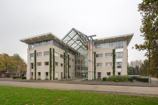 Bestuurscentrum Landbouwuniversiteit / Bestuurscentrum Agricultural University ( L.J. Heijdenrijk )
