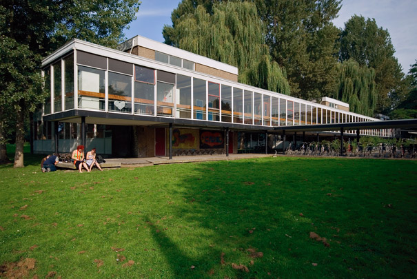Calandlyceum / Secondary School ( Kuiper Gouwetor & De Ranitz )