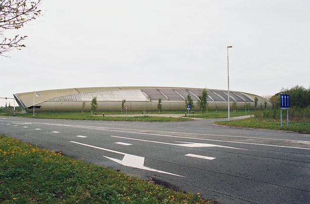 Voorzieningengebouw Afvalverwerking / Waste Processing Plant ( K. Oosterhuis )