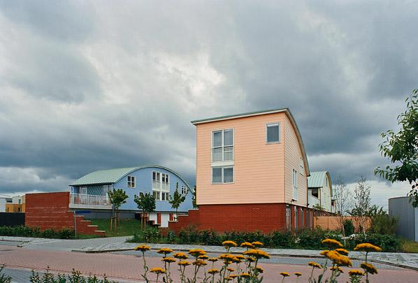 Woningbouw Bouw-RAI 2 (Soeters) / Housing Bouw-RAI 2 (Soeters) ( Sj. Soeters )