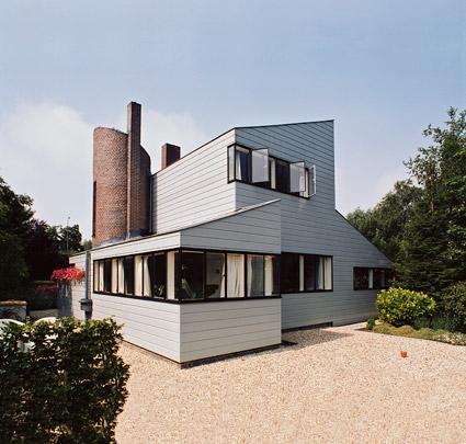 Woonhuis Suermondt / Private House Suermondt ( J. Duiker, B. Bijvoet )