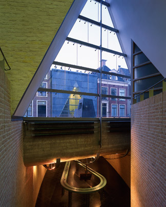 Uitbreiding Fries Museum / Extension to Fries Museum ( G. Daan )