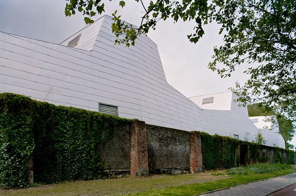 Depot Scheepvaartmuseum / Depot Netherlands Maritime Museum ( E.M. van der Pol (Atelier Zeinstra Van der Pol) )