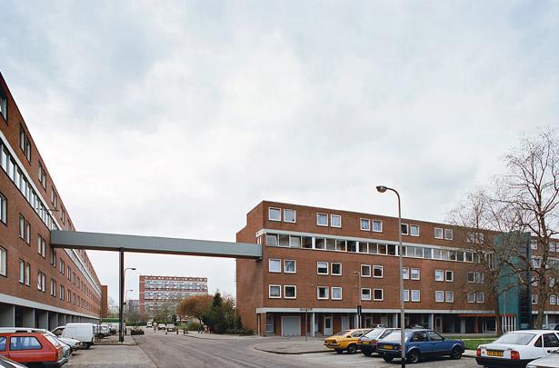 Stedenbouwkundig plan Hengelose Es / Urban Design Hengelose Es ( Van den Broek & Bakema )