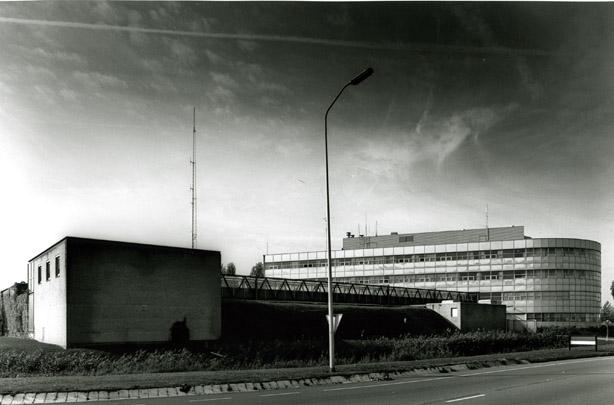 Politiebureau Lelystad  / Police Station Lelystad  ( Eijkelenboom, Gerritse & Middelhoek )