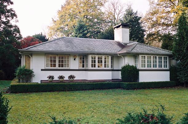 Woonhuis Verloop / Private House Verloop ( R. van 't Hoff )