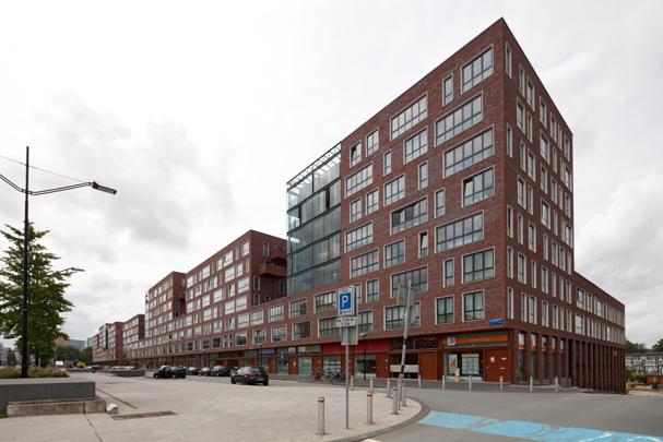 Woningbouw Fenice / Housing Fenice ( Köther Salman Koedijk )
