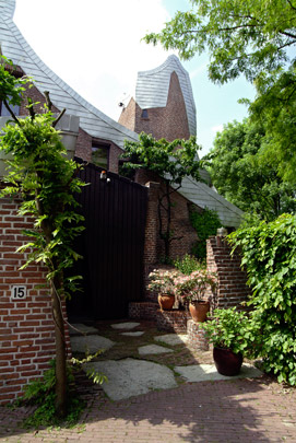 Woonhuis De Waal (Utrecht) / Private House De Waal (Utrecht) ( A.C. Alberts )